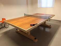 Ping pong table of all ping pong tables.