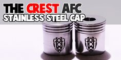 Crest AFC IGO-W5 Top Cap $16.99 | GOTSMOK.COM