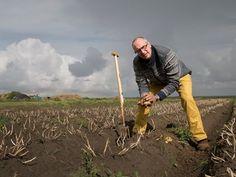 Zilte landbouwpionier Van Rijsselberghe wint Cruquius Penning