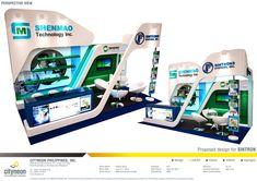 exhibit design by Raymond Legaspi at Coroflot.com