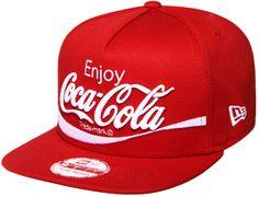 Coke 9Fifty Snapback Cap by NEW ERA x COCA COLA