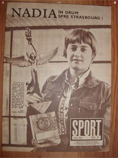 Nadia Comaneci, Gymnasts, Strasbourg, Baseball Cards, Sports, Hs Sports, Sport, Exercise