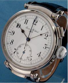 Custom pocket watch movement conversion