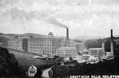 Crofthead Mills, Neilston