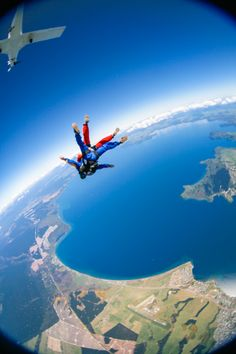Skydive Taupo: True Adventure in New Zealand! | The Travel Tester