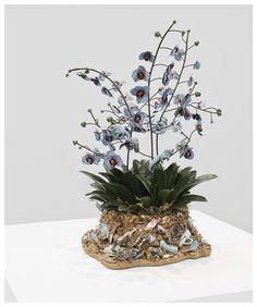Bertozzi & Casoni - Disgrazia con Orchidee Blu (Disgrace with Blue Orchids) (2012) | allvisualarts.org