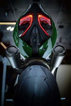 Ducati Panigale 1299 Special Edition 2017 - - # édition # Satteltaschenhalter Schwarz Hepco & Be. Custom Bike Helmets, Custom Bikes, Custom Motorcycles, Bmx Bikes For Sale, Cool Bikes, Moto Bike, Motorcycle Helmets, Motocross Bikes, Moto Ducati