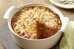 Lazy Cabbage Roll Casserole Recipe