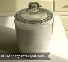diy detergent - made this today with a few other ladies