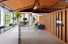 The White Agency by Siren Design in Ultimo, Sydney