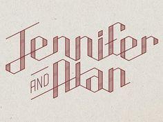 Jeff Jarvis #jeffjarvis #lettering #gd #tipografia