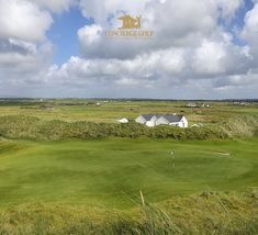 Golf Ireland Trump Doonbeg Golf Resort, one of the finest golf resorts in the west of Ireland to visit. The location is ideal for golfing and sightseeing Golf Ireland, Concierge, Golfers, Golf Clubs, Golf Courses, Play, Vacation, Book, Green
