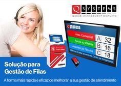 Solução para gestão de filas A forma mais rápida e eficaz de melhorar a sua gestão de atendimento.  www.altronix.pt