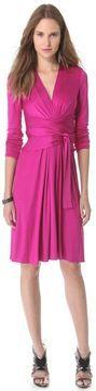Issa Long Sleeve Wrap Dress on shopstyle.com