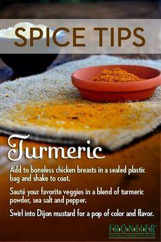 Turmeric Spice Tips Fresh Tumeric Recipes, Watercress Recipes, Cooking With Turmeric, Saffron Recipes, Rutabaga Recipes, Qinuoa Recipes, Healthy Recipes, Coffe Recipes, Jucing Recipes