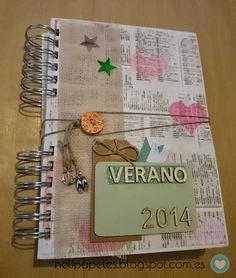 Heli Papeles ♥: Album de Verano 1
