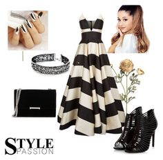 """Bez naslova #104"" by dinaa45 ❤ liked on Polyvore featuring La Mania, White House Black Market and Ivanka Trump"