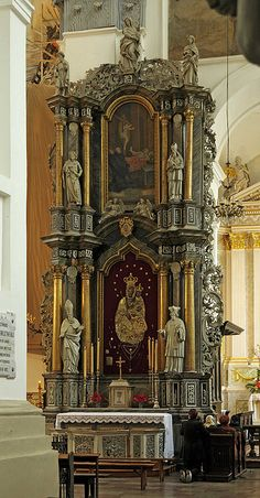 Cathedral of St Francis Xavier, Hrodna (Grodno), Belarus