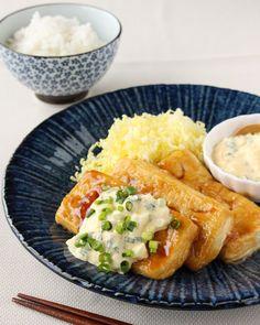 チキンじゃなくても大満足! ボリュームたっぷり豆腐南蛮 by しぎはら ちづ 「写真がきれい」×「つくりやすい」×「美味しい」お料理と出会えるレシピサイト「Nadia   ナディア」プロの料理を無料で検索。実用的な節約簡単レシピからおもてなしレシピまで。有名レシピブロガーの料理動画も満載!お気に入りのレシピが保存できるSNS。