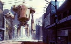 """こんばんは    笹原""""世界一""""和也です!    僕は中学生から高校生にかけて、以下のアニメーションを夢中になって観てました。   戦闘メカ・ザブングル 装甲騎兵ボトムズ 機動警察パトレイバー です。   そして、  僕は、これらの作品に出てくる、重機的なロボット、実在しそうなデ..."""