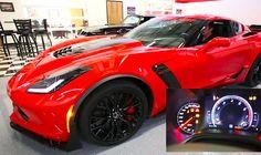 Win both cars!! 2015 Corvette Z06 vs 1967 427 Stingray Rev Off! Promo code VC0715C scores you 50% bonus entries
