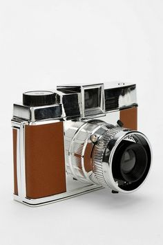 Lomography Diana Vegan Leather Camera -- a cult classic for a reason. #urbanoutfitters