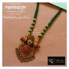 With the pride we are launching our very new and Raajasee collection - RAMBAGH - An Epitome of Raajasee Silver Jewellery Indian, Indian Wedding Jewelry, Gold Jewellery Design, Bridal Jewelry, Pearl Jewelry, Antique Jewelry, Gold Jewelry, Beaded Jewelry, India Jewelry
