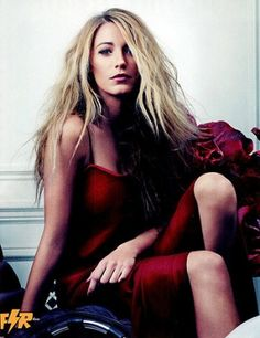 Bullett Magazine: Blake Lively