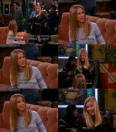 The One With Rachel's Sister #friends rachel's sister