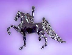 Saddlebred Pendant