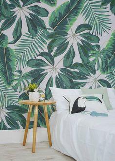 Duvar Kağıdı Kullanarak Evinizde Çarpıcı Köşeler Yaratın | Gizushka