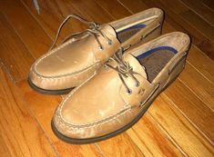 517fe3751e Sperry Top-Sider Authentic Original Mens Sahara Boat Shoes 0197640 - Size  11.5  fashion