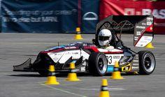 Onze voertuigen | AMZ Racing