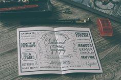 Hip Notebook Mockups by Vadim Sherbakov