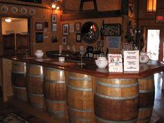 Wine Tasting Bar