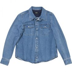 APC Denim Shirt | Vestiaire Collective