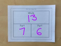 MATH /// HOW I SOLVED IT - Activity: Create a short tutorial explaining how to solve a math problem. ++++ Tip: Take a photo of a math problem you successfully solved (addition, subtraction, multiplication, division, etc). Imagine you were teaching a friend how to solve it, and use the voice recorder to explain how to find the correct answer.