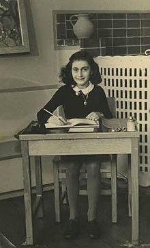 Anne Frank – Wikipedia