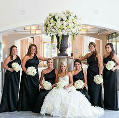 Bridal Party Dresses & Picture