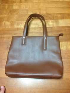 Leather bag  Song's Law
