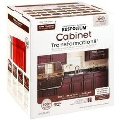 Rust-Oleum Transformations, Dark Color Cabinet Kit (9-Piece), 258240 at The Home Depot - Mobile