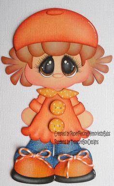 Imágenes hermosísimas de niños y otros :: RT Decoraciones y algo más... Diy Paper, Paper Crafts, Paper Butterfly Crafts, Kids Punch, Felt Doll Patterns, Doll Face Paint, Paper Dolls Book, School Decorations, Kokeshi Dolls