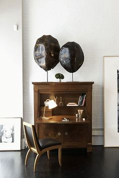 Driven By Décor: Decorating with Faux Tortoise Shells