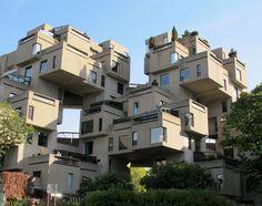 Habitat Düsseldorf voici un aperçu d une unité d habitat 67 qui était en vente pour la