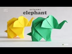 Origami Elephant For Kids How To Make An Origami Elephant. Origami Elephant For Kids Toddler Ba Girl Purple Origami Elephant Print Romper Jumpsuit. 3d Origami Herz, Origami Rose, Money Origami, Paper Crafts Origami, Dollar Origami, Heart Origami, Origami Hearts, Origami Folding, Oragami