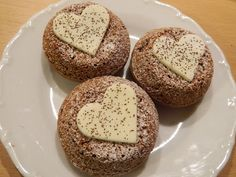 Muffiny s karamelem a falešný marcipán
