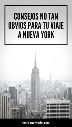 Consejos (no tan obvios) para ahorrar en tu viaje a Nueva York   La Vida Nómade