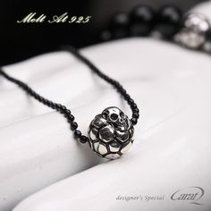 Carattwo * Melt At 925 * SoccerBall Necklace