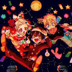 Image about anime in 🔪𝚃𝚘𝚒𝚕𝚎𝚝-𝚋𝚘𝚞𝚗𝚍 𝙷𝚊𝚗𝚊𝚔𝚘🔪 by 𝙽𝚊𝚘𝚖𝚎𝚒 ٩( ˃́▿˂̀ )۶🔪 Aya Takano, Manga Anime, Anime Art, Ecchi, Manga Covers, Anime Kawaii, Anime Characters, Chibi, Cool Art