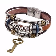 Leather Bracelets | store.ringtoperfection.com